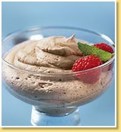 Easy TOBLERONE Chocolate Mousse