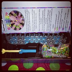 ace and friends co.: A New Twist on Friendship Bracelets With Rainbow Loom {Review & Giveaway}