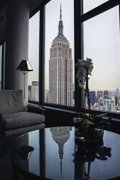 Nice view! NYC