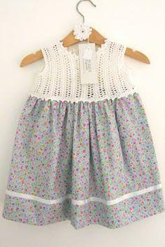 APPLIQUE ORIGINALS: VINTAGE STYLE DRESSES