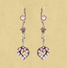 Heart Earrings - michal negrin