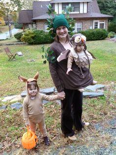baby wearing, holiday craftin, halloween costumes, halloween fun, trees, famili halloween, babi halloween, owls