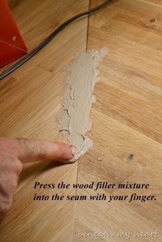Great info for the butcher block seam!!! Awesome never would of thought to use sawdust combine with wood filler to create a nice fresh looking seam!