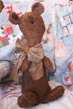Grumpy Ole Bear