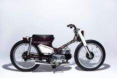 Wang YaoChih's custom Sym90 by Shin Metalworks from Taipei, Taiwan