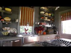 Summer Kitchen | At Home With P. Allen Smith