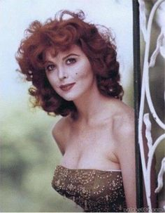 Tina Louise- Ginger off of Gilligan's Island