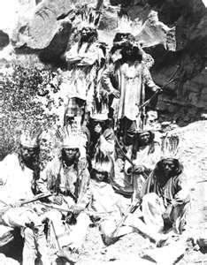 Paiute Indians 1873
