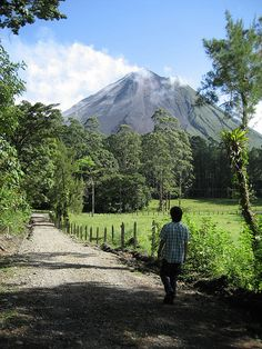 Volcan Arenal,  Costa Rica!!