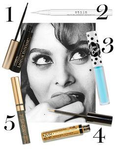 #Flawless Flick: The Most Foolproof, Statement-Making Liquid Eyeliners