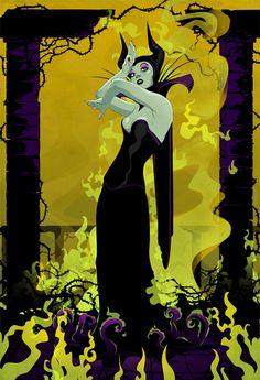 maleficent by ~stuntkid on deviantART