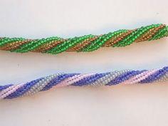 Tutorial Bracciale perline: come creare una spirale Herringbone 1/3 | Tutorial Perline