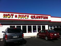 #6 Restaurant> Hot n Juicy Crawfish-Las Vegas: 5,100 Likes