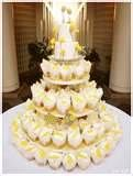 Image detail for -other than floral arrangements and votive candles, wine glasses were ...