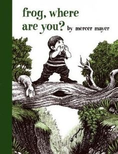 Frog, Where Are You? {{Wordless Book}}