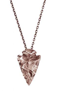 Valentines Ideas : Arrowhead necklace | Cool Mom Picks