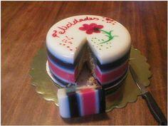pastel de gelatina