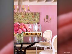From the Nate Berkus show. Colors!! @Edie Wadsworth