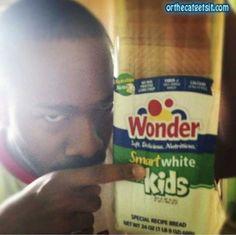 Racist Wonder Bread, bwahahah