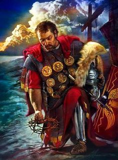 Roman Centurion.