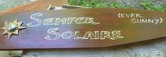 Tips on making Rustic Garden Signs