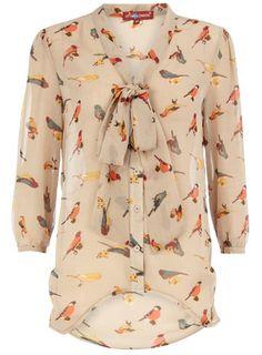 little birds blouse