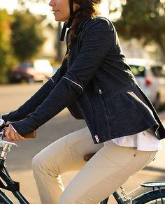 Ride on blazer