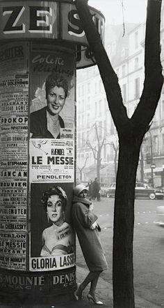 1960 | 21 Magnificent Mid-Century Pics Of Paris