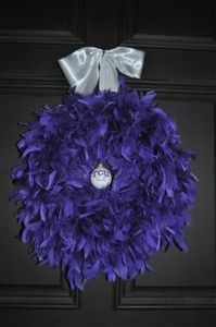 Texas Christian University -Purple