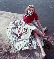 george clooney, full skirts, dreams, 1950s, root, white christmas, rosemari clooney, aunts, vintage style