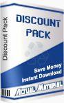 Actual Material BCBA Discount Pack
