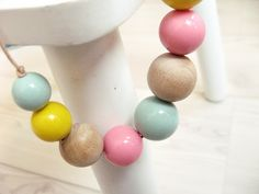 candy necklace..I LOVE this!!