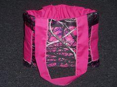 Muddy girl camo diaper bag baby girl diaper by Pinkbanditbaby2