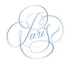 paris, graphic, font, calligraphi, pari type, type letter, andrei robu, kravet kravet, typographi