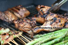Wandering Chopsticks: Vietnamese Food, Recipes, and More: Ga Nuong Me Cam (Vietnamese Grilled Tamarind Orange Chicken)
