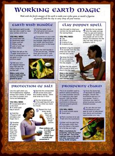 Working with Earth Magic