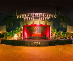 America's Coolest Music Venues: Surf Ballroom in Clear Lake. - via Travel + Leisure
