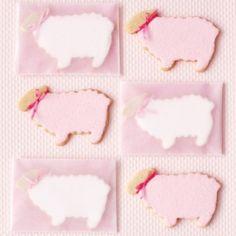 Little Lamb Cookies