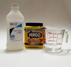 Hookable Designs: DIY: Dry Shampoo Spray