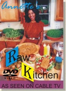 She is 70(!!!!!) years old and absolutely beautiful! Raw food vegan, wonderful inspiration