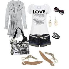 Summer fashions