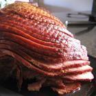 Slow cook  ham