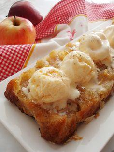 La cuisine creative: Izvrnuti kolač sa jabukama