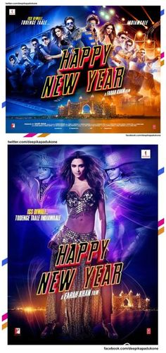 Here's your exclusive look at the Indiawaale in the Happy New Year trailer .