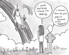 unicorn comic