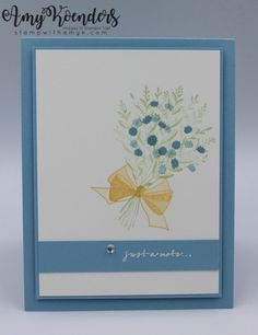 Stampin' Up! Wishing