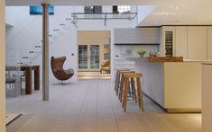 :: DETAILS :: Photo Credit: Private residence, United KingdomSpratley Studios - Dinesen Douglas T 28 W 300 L 14m. Lovely wood floors. #details