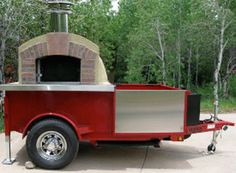 wood fired brick ovens - Google Search