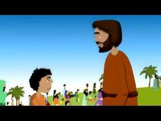 A Little Boy Shares: Jesus Feeds 5000