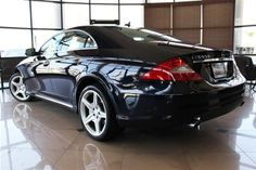 2011 Mercedes-Benz CLS-Class 4dr Sdn CLS550 - Click to see full-size photo viewer